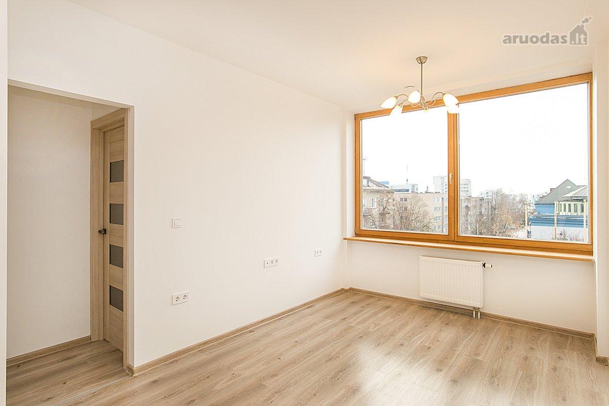 Vilnius, Naujamiestis, A. Vivulskio g., 2 kambarių butas