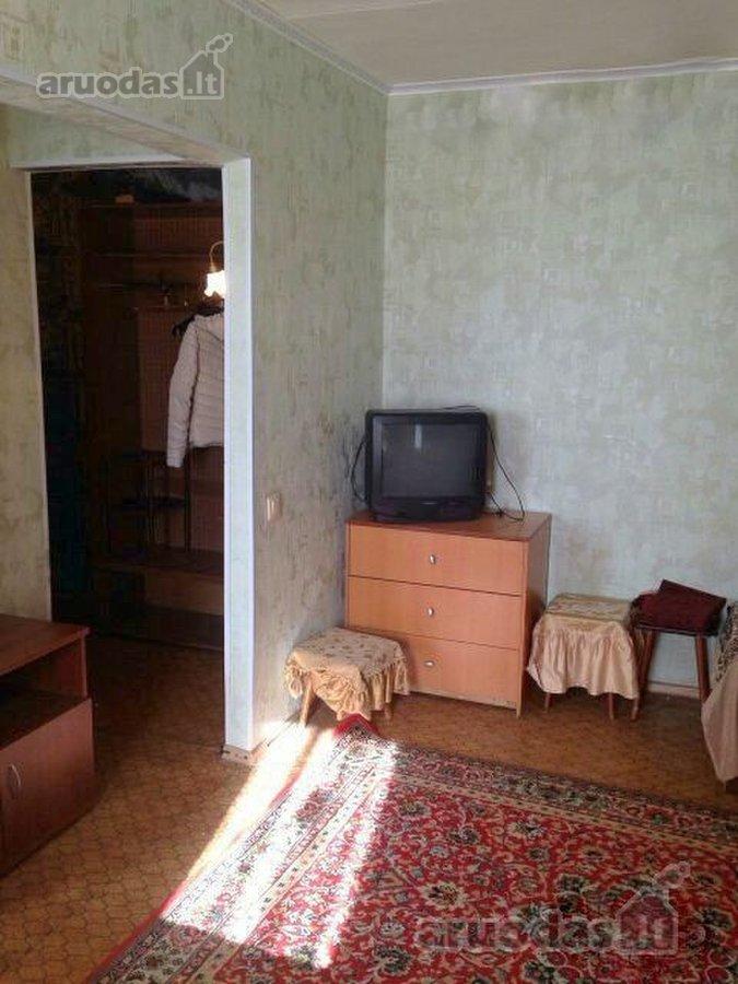 Vilnius, Naujininkai, Dariaus ir Girėno g., 1 kambario butas