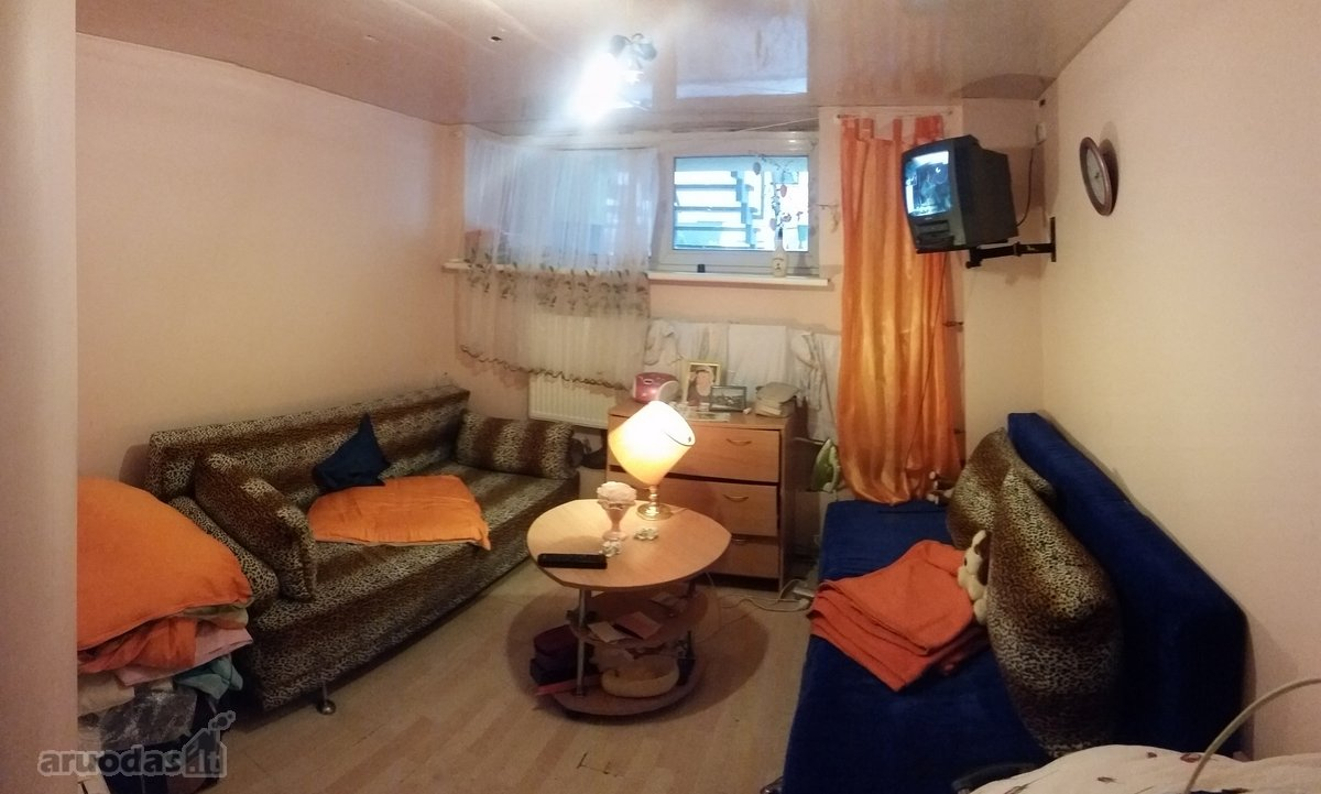 Palanga, Žemaičių g., 1 kambario butas