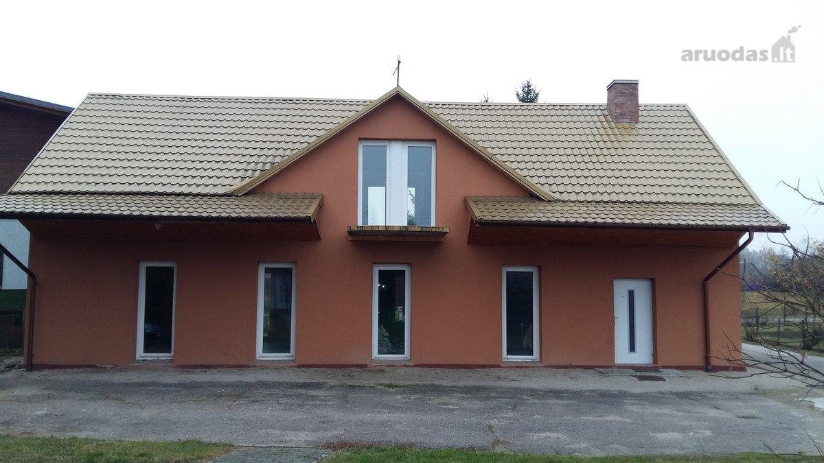 Kaunas, Romainiai, Dumburio g., mūrinis namas nuomai