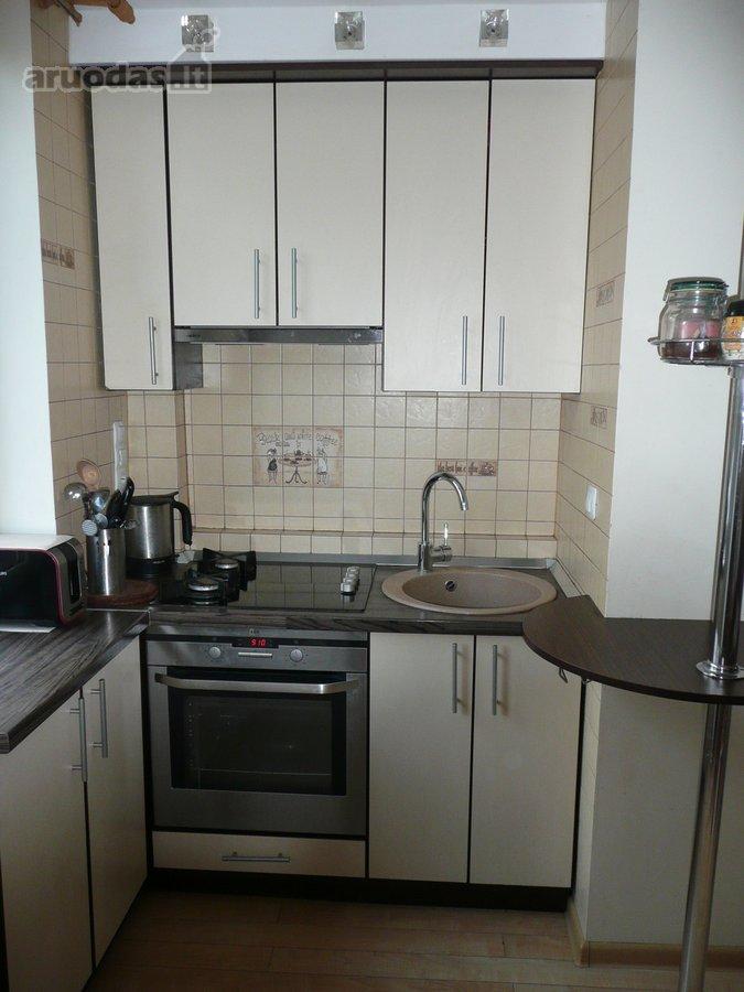 Klaipėda, Melnragė, Molo g., 4 kambarių butas