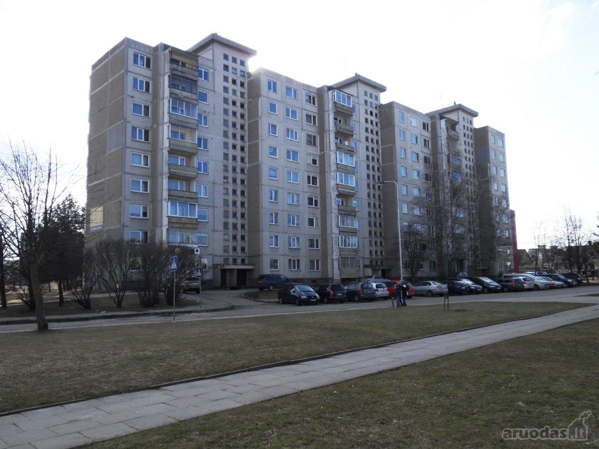 Kaunas, Eiguliai, Geležinio Vilko g., 2 kambarių butas