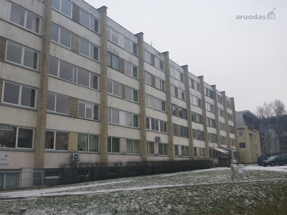 Vilnius, Žvėrynas, Birutės g., 1 kambario butas
