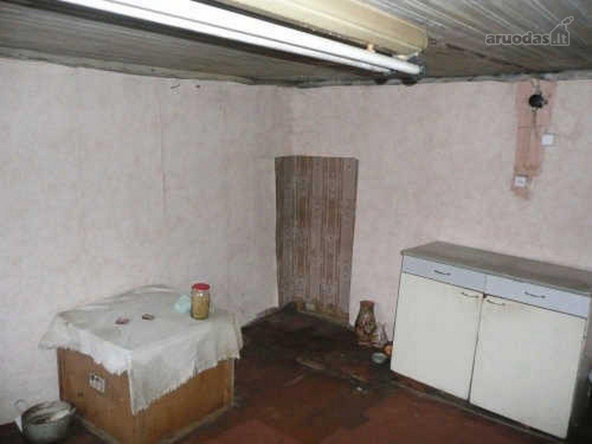 Panevėžio r. sav., Ramygalos m., 1 kambario butas