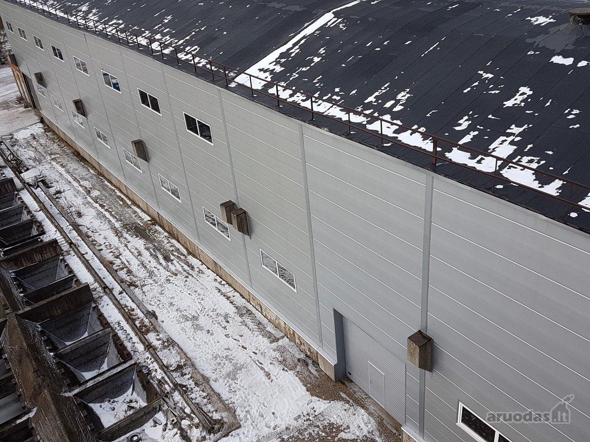 Vilnius, Salininkai, Gamyklos g., prekybinės, sandėliavimo, gamybinės, kita paskirties patalpos nuomai