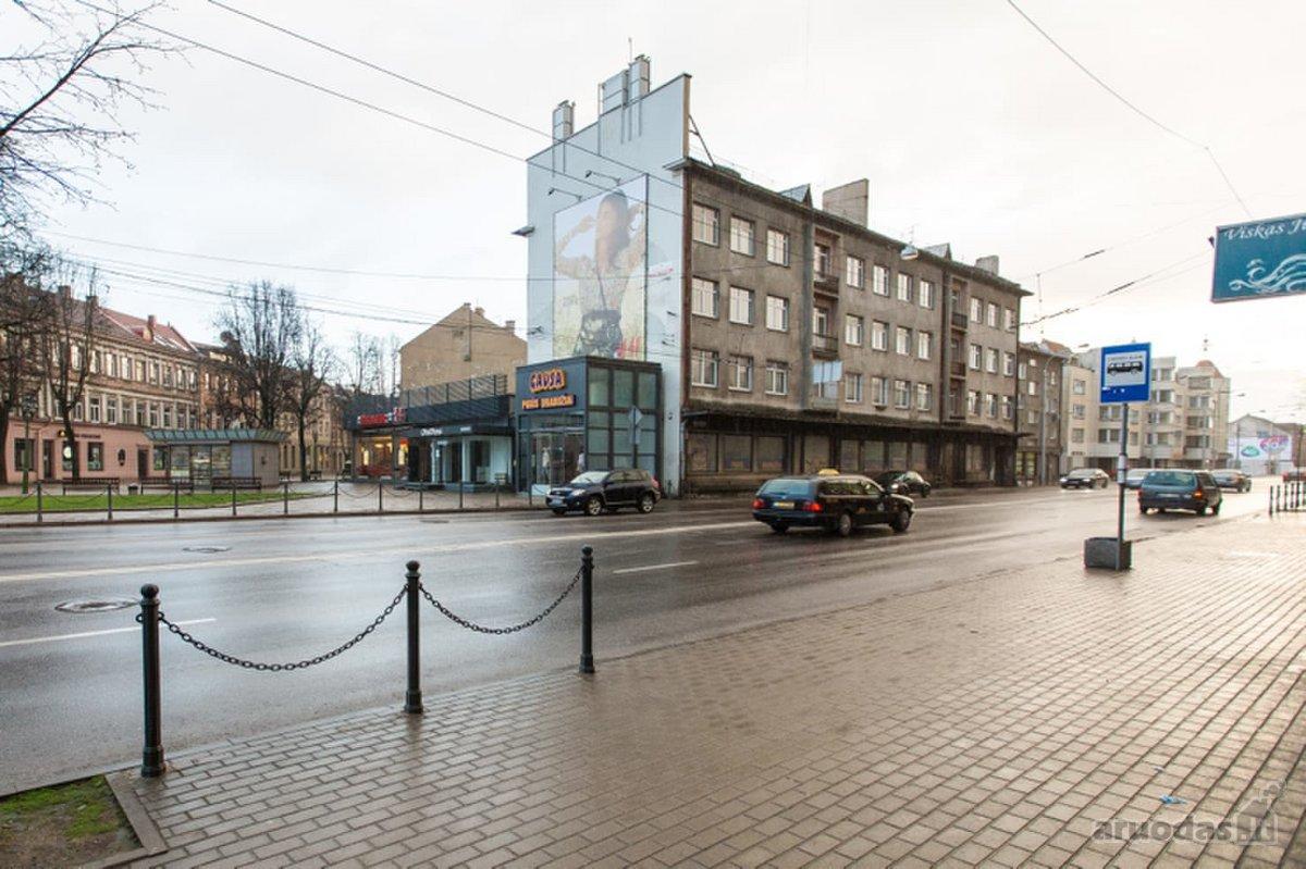 Kaunas, Centras, Šv. Gertrūdos g., 2 kambarių butas