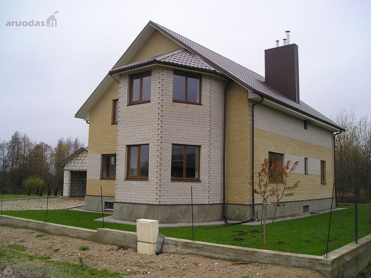 Vilniaus r. sav., Nemėžio k., Vyšnių g., mūrinis namas