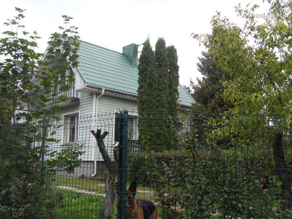 Vilnius, Grigiškės, mūrinis namas