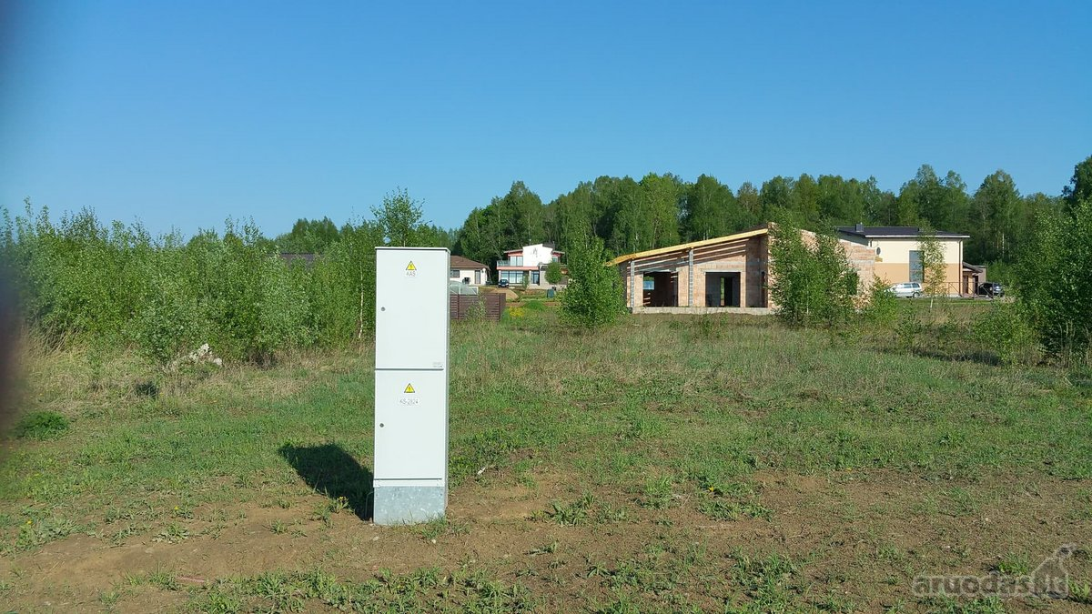 Vilniaus r. sav., Maišiagalos mstl., Širvintų g., residential purpose vacant land