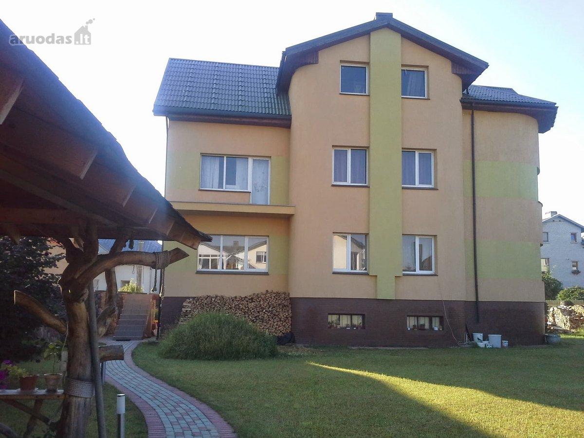 Vilnius, Balsiai, Žalčių g., mūrinis namas