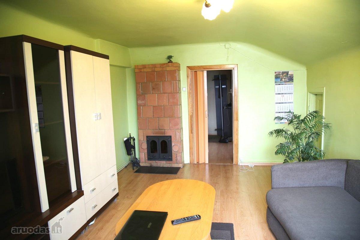 Kaunas, Senamiestis, Puodžių g., 1 kambario butas