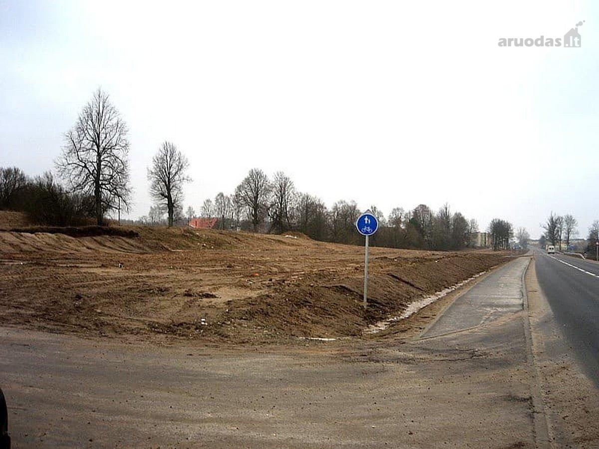 Vilniaus r. sav., Bendorių k., Draugų g., gamybinės, sandėliavimo, komercinės, kitos paskirties sklypo nuoma