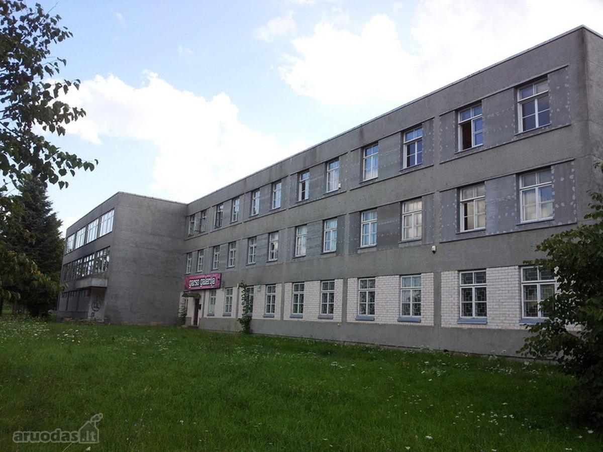 Panevėžys, Centras, Staniūnų g., kita paskirties patalpos