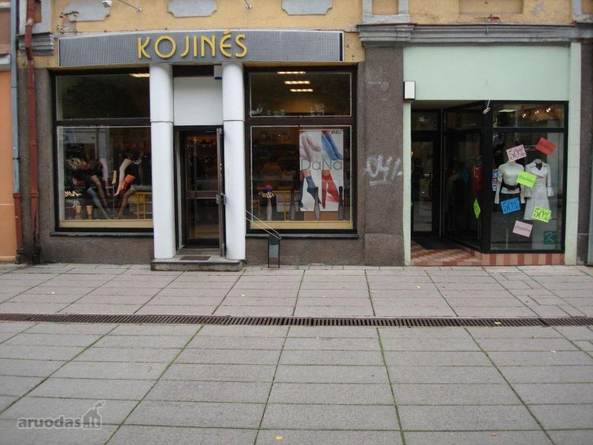 Kaunas, Centras, Laisvės al., prekybinės, maitinimo, kita paskirties patalpos