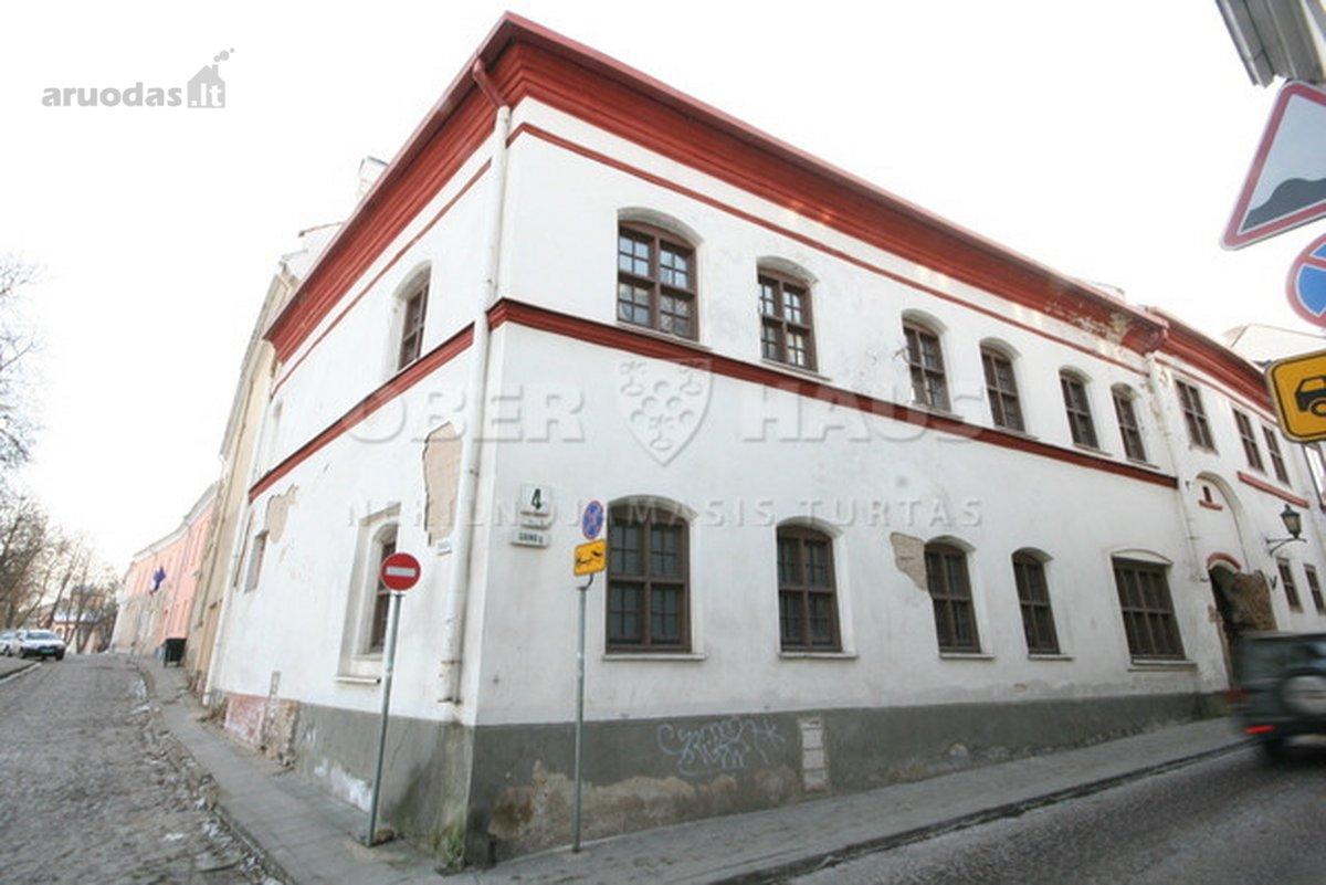 Vilnius, Senamiestis, Gaono g., maitinimo, biuro, prekybinės paskirties patalpos
