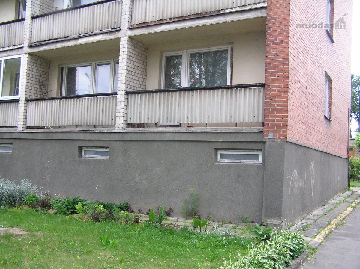 Kupiškio m., Vytauto g., 4 kambarių butas