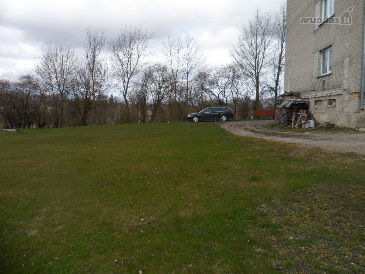Kretingos m., Vilniaus g., daugiabučių statybos paskirties sklypas