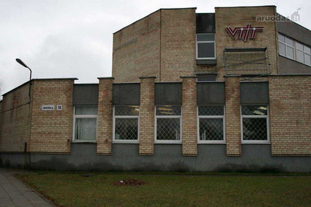 Vilnius, Aukštieji Paneriai, Jankiškių g., biuro paskirties patalpos nuomai