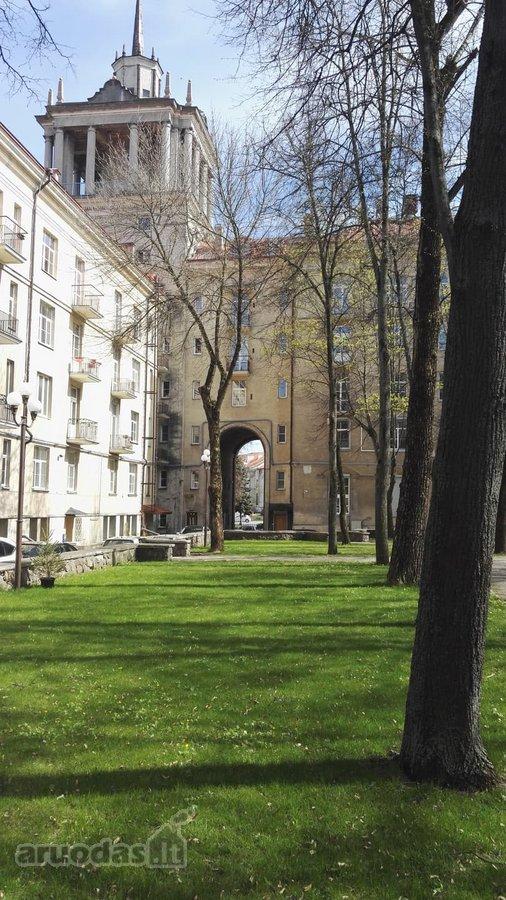 Vilnius, Naujamiestis, Vašingtono a., 3 kambarių buto nuoma