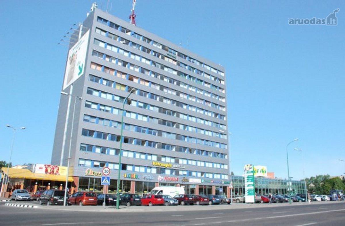 Klaipėda, Vėtrungė, Taikos pr., biuro paskirties patalpos nuomai