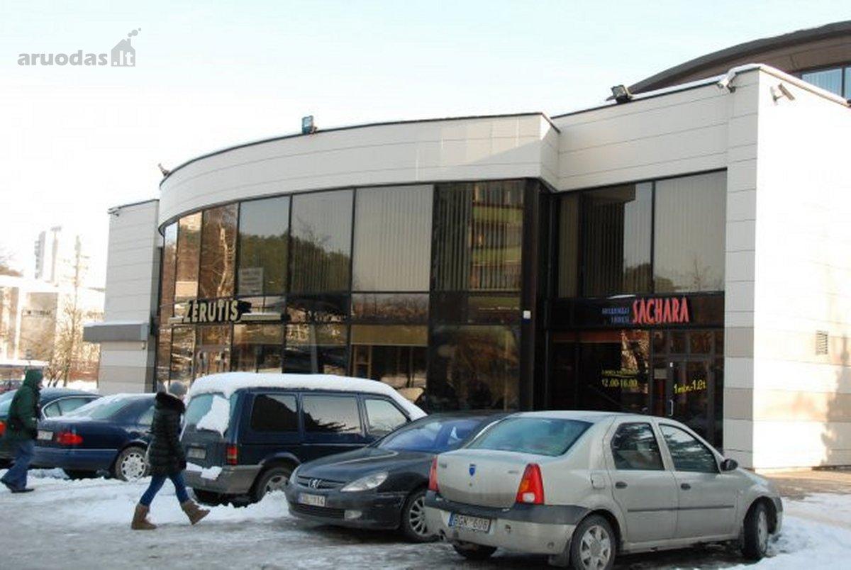 Vilnius, Lazdynai, Erfurto g., biuro paskirties patalpos nuomai