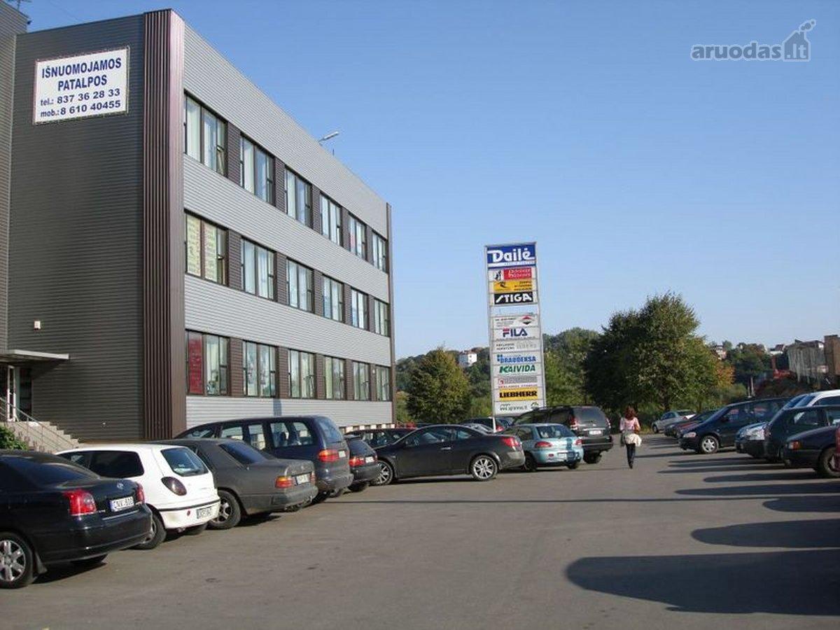 Kaunas, Vilijampolė, Jurbarko g., biuro paskirties patalpos nuomai