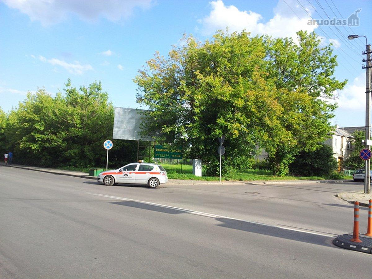 Panevėžys, Klaipėdos g., daugiabučių statybos, sandėliavimo, komercinės, kitos paskirties sklypas