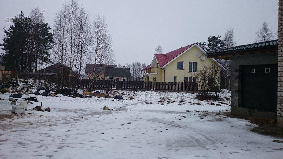 Vilnius, Antežeriai, Trumpoji g., namų valdos paskirties sklypas