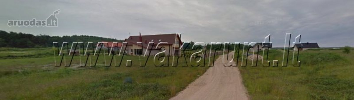 Klaipėdos r. sav., Zeigių k., namų valdos paskirties sklypas