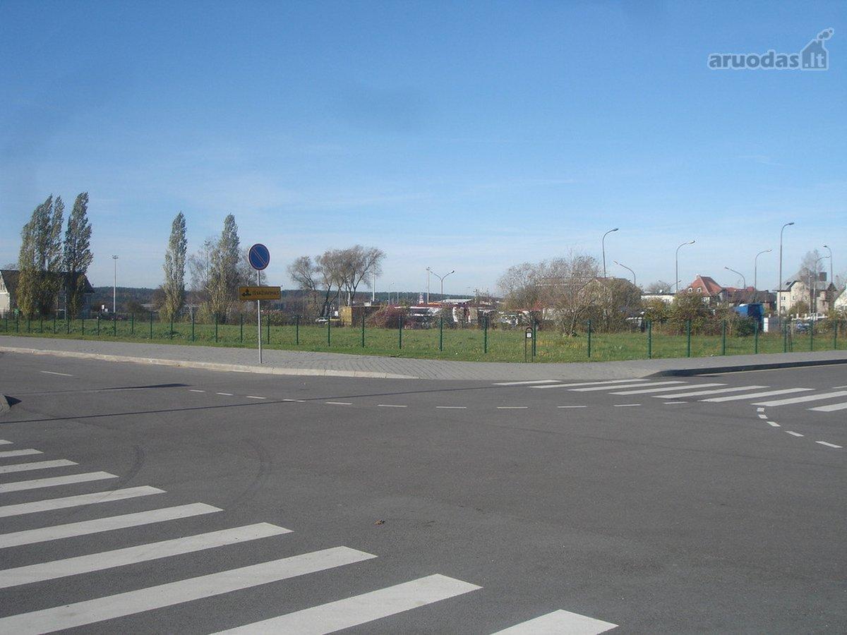 Klaipėda, Kauno, Dubysos g., komercinės paskirties sklypas