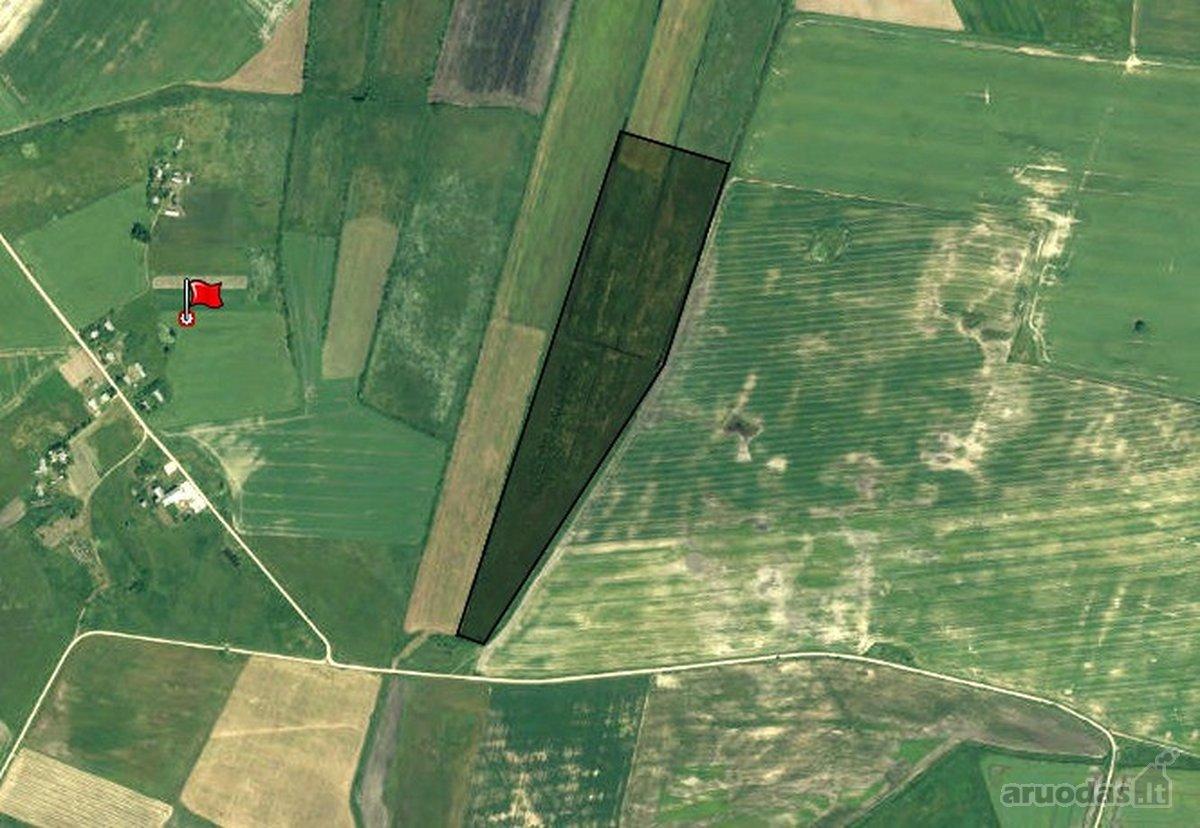 Radviliškio r. sav., Valatkiškių k., žemės ūkio paskirties sklypas