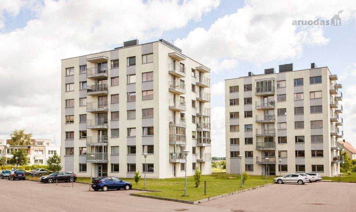 Elektrėnų sav., Vievio m., Liepų g., 2 kambarių butas