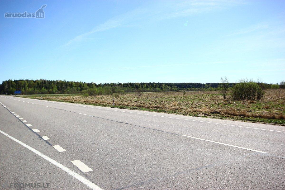 Vilniaus r. sav., Rukainių k., Minsko pl., gyvenamosios statybos, žemės ūkio, komercinės paskirties sklypas