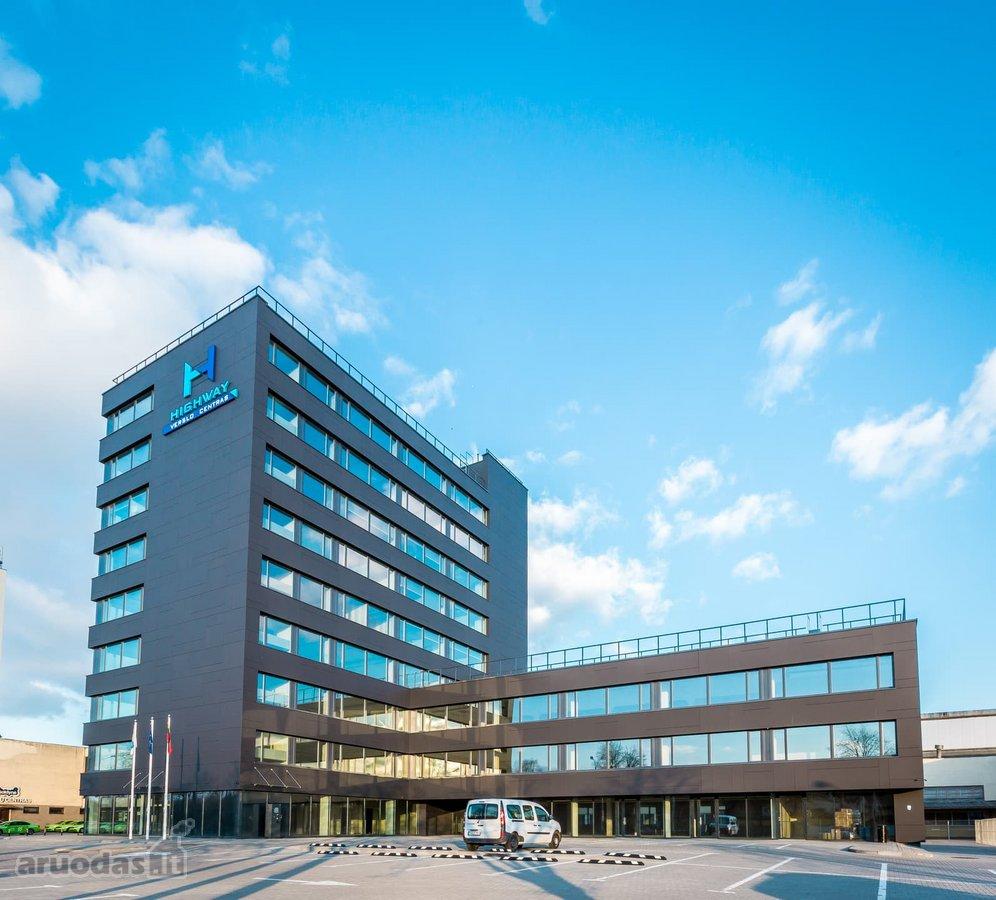 Vilnius, Vilkpėdė, Savanorių pr., biuro, prekybinės, paslaugų paskirties patalpos nuomai