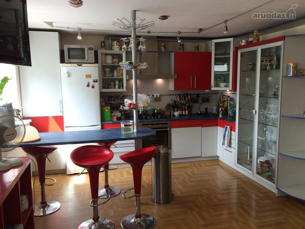 Kaunas, Centras, Kęstučio g., 4 kambarių butas