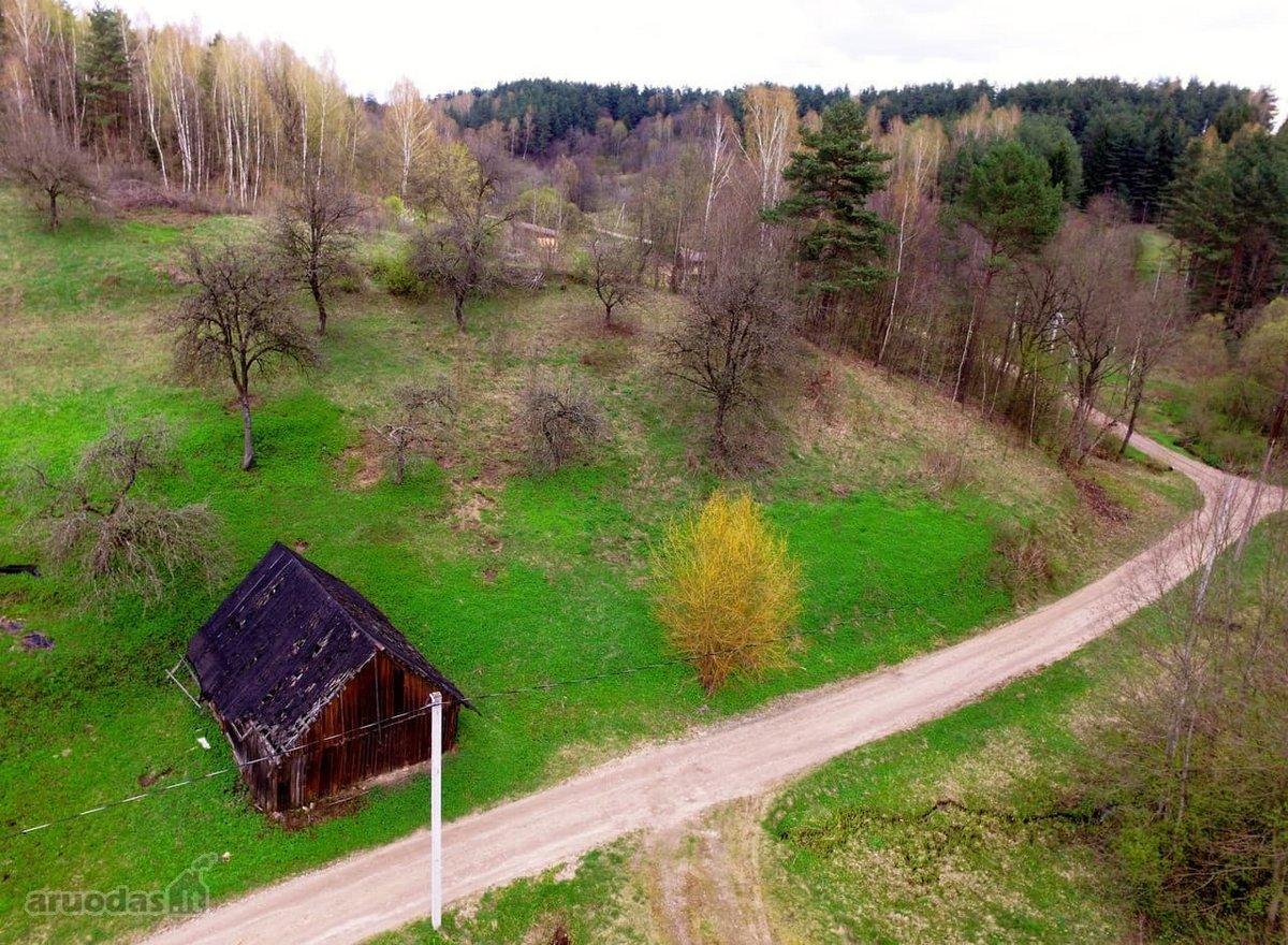 Vilnius, Pilaitė, Salotės g., namų valdos paskirties sklypas