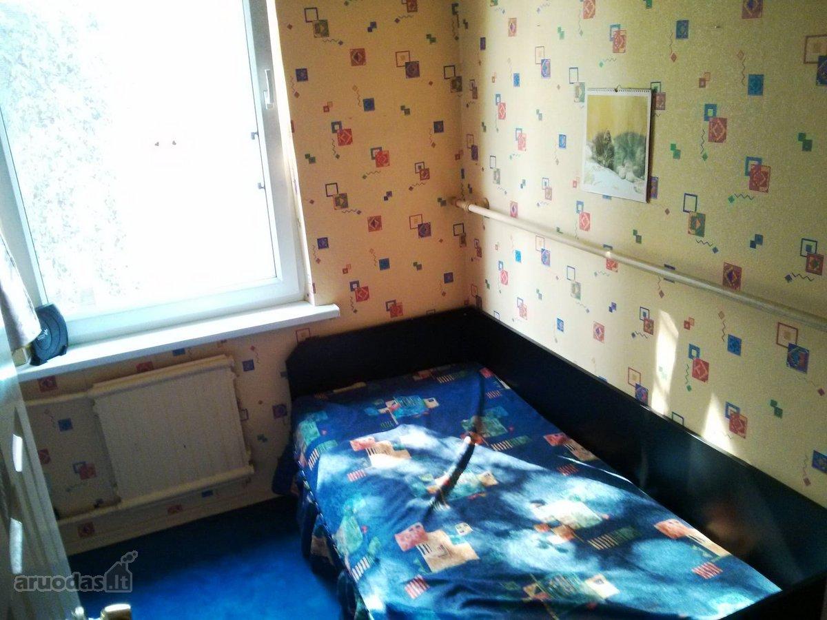 Kaunas, Žaliakalnis, Tulpių g., 1 kambario buto nuoma