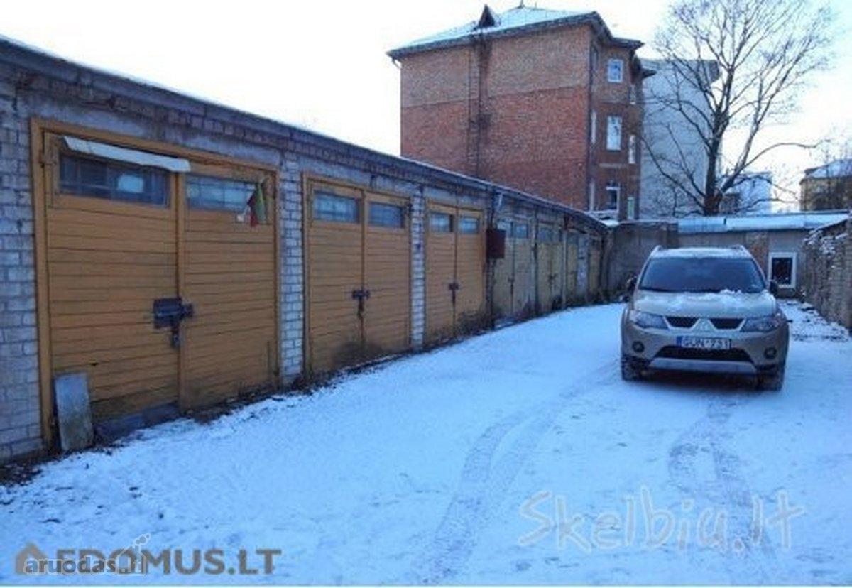 Kaunas, Centras, Spaustuvininkų g., mūrinis garažo nuoma