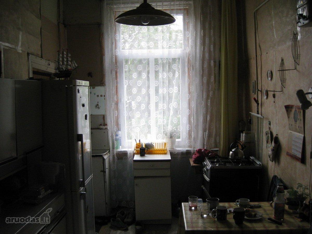 Vilnius, Žvėrynas, Birutės g., 4 kambarių butas