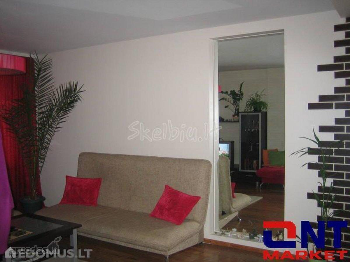 Klaipėda, Smeltė, Taikos pr., 2 kambarių butas