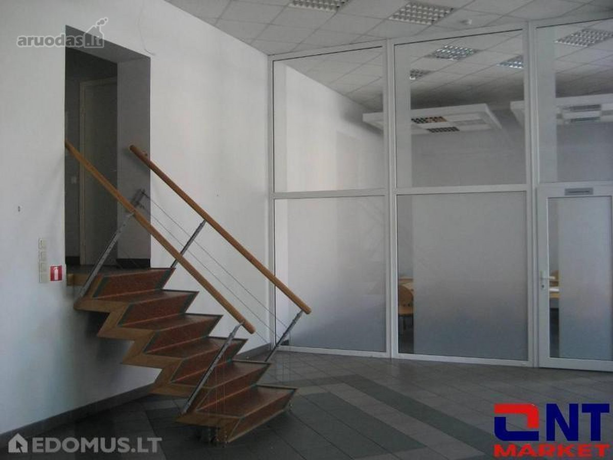 Klaipėda, Centras, S. Daukanto g., biuro, prekybinės, kita paskirties patalpos