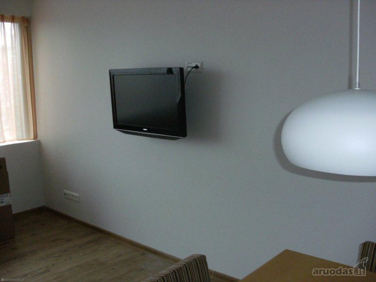 Šiauliai, Centras, Vilniaus g., 2 kambarių buto nuoma