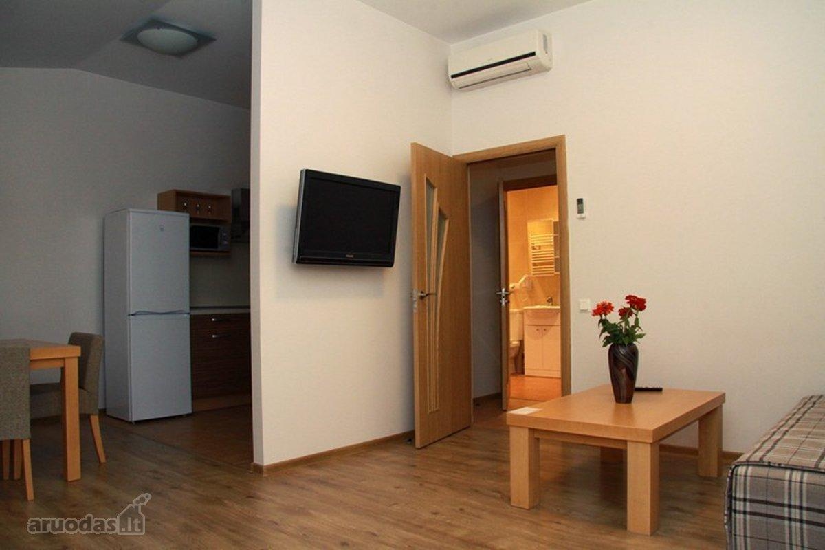 Šiauliai, Centras, Vilniaus g., 1 kambario buto nuoma