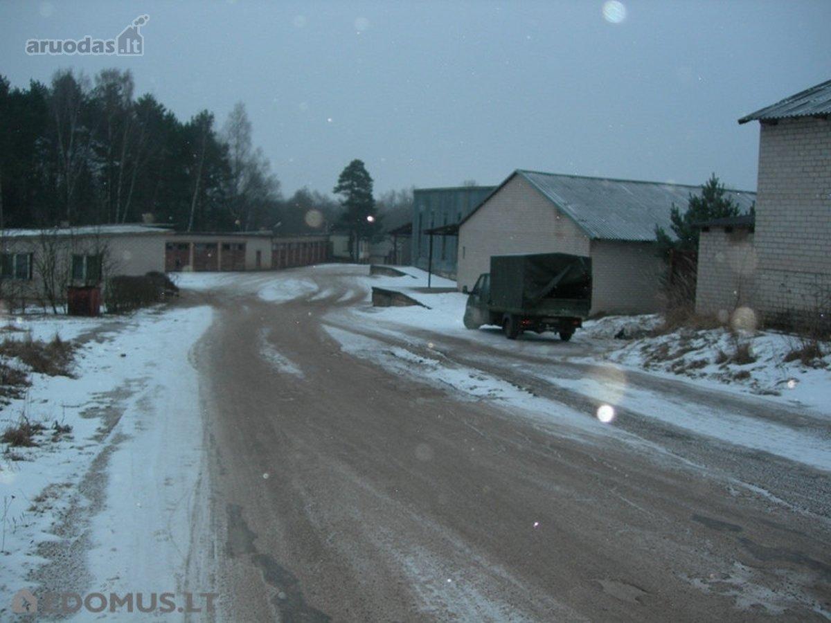 Anykščių m., Vilties g., складирования  назначения помещения Для аренды