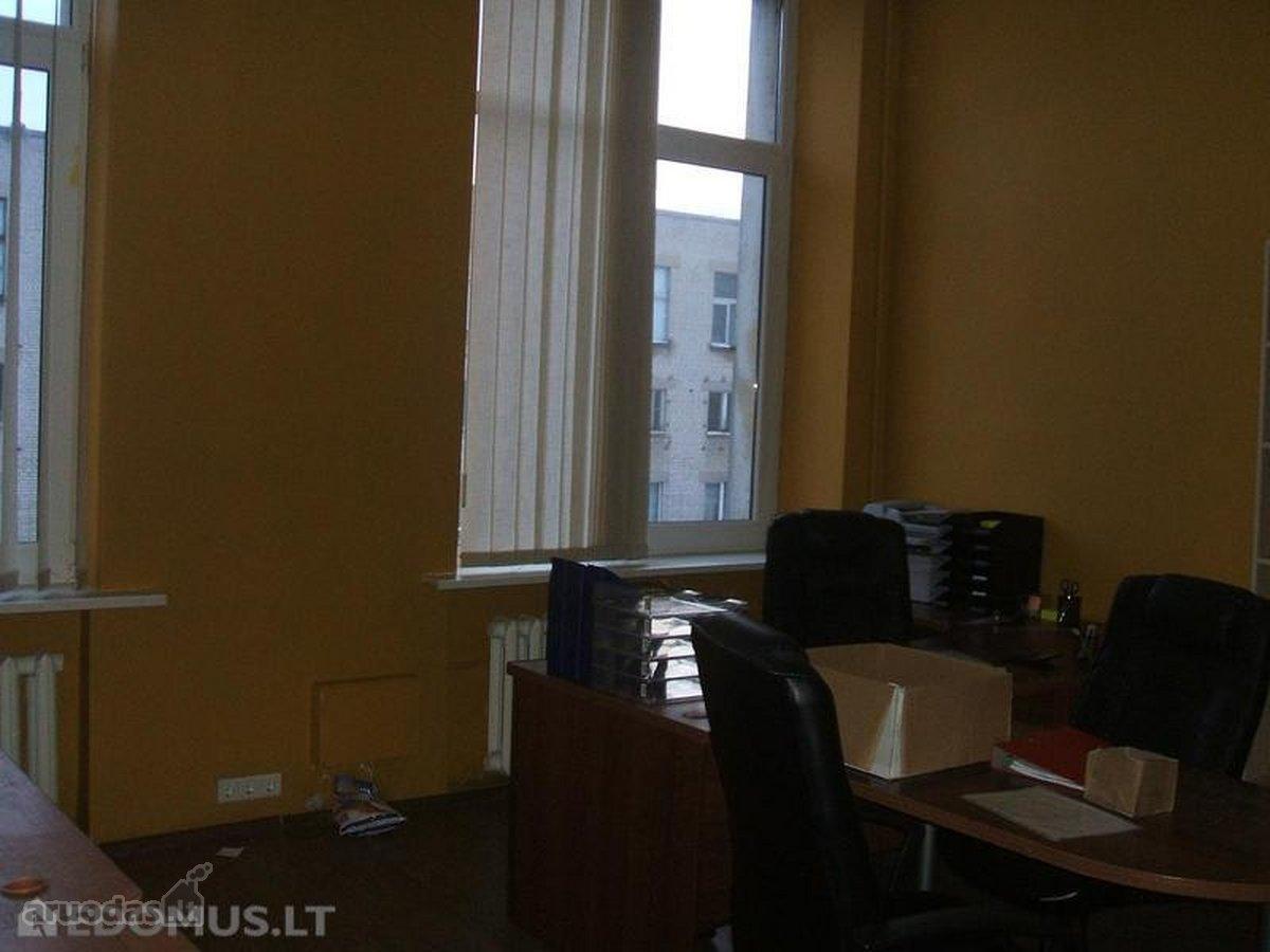 Išnuomojamos biuro, sandėliavimo ir gamybos