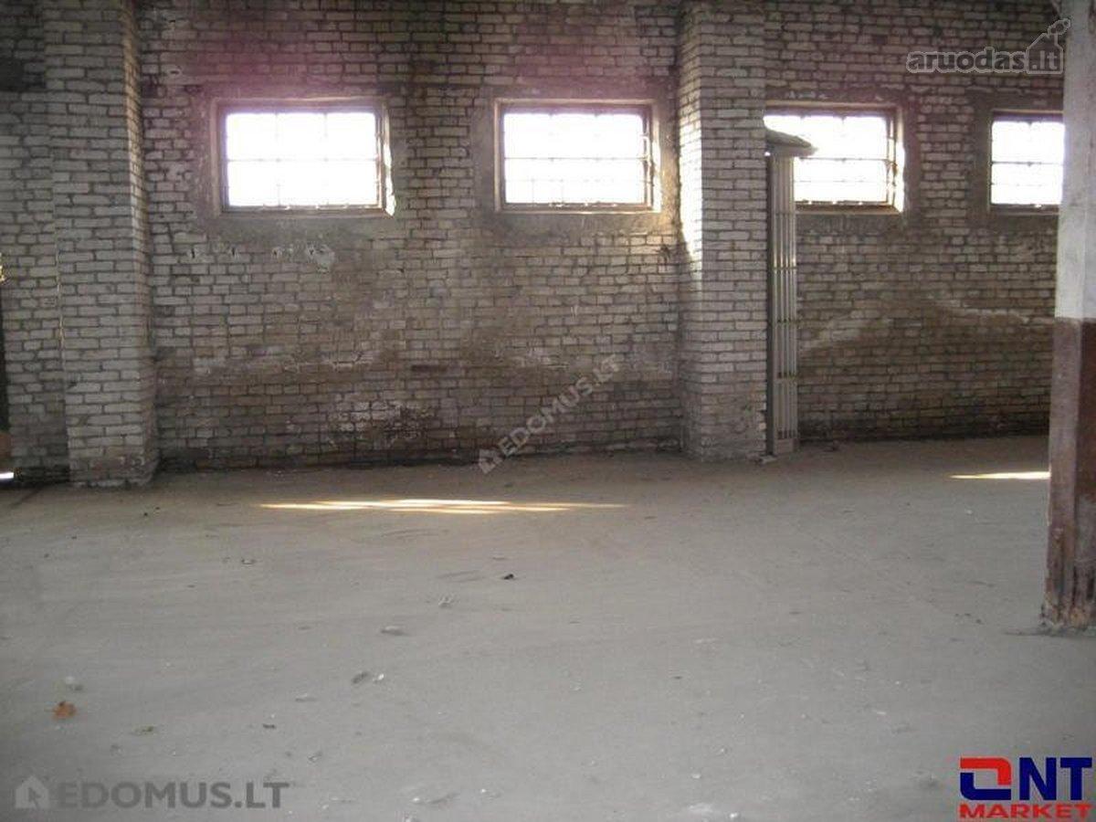 Klaipėda, Mokyklos, Liepų g., sandėliavimo paskirties patalpos nuomai