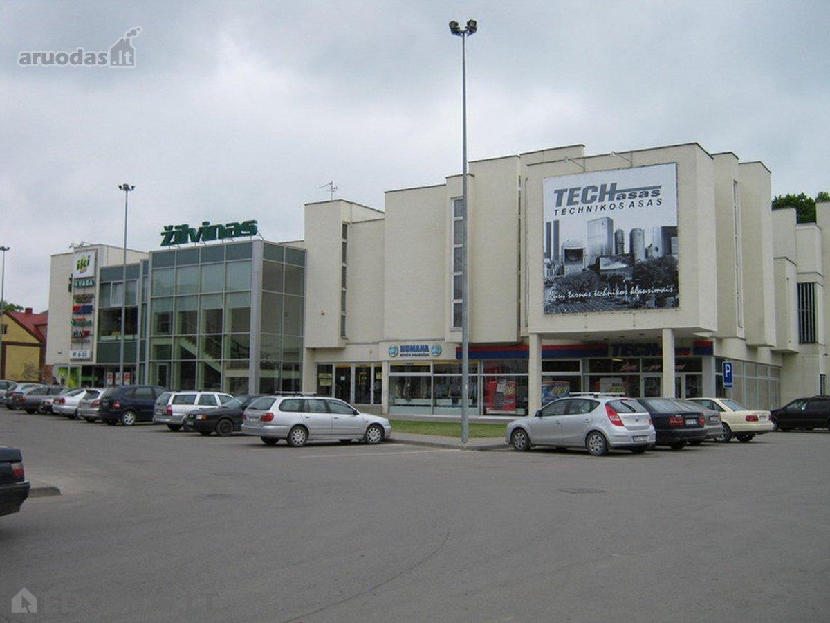 Joniškio m., Livonijos g., biuro, prekybinės, paslaugų, maitinimo, kita paskirties patalpos nuomai