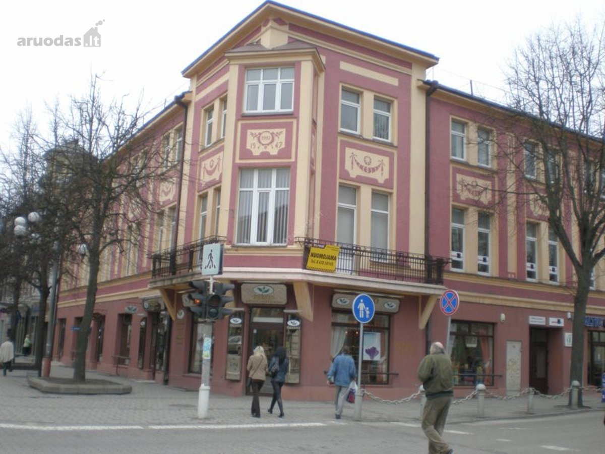 Šiauliai, Centras, Vilniaus g., kita paskirties patalpos nuomai