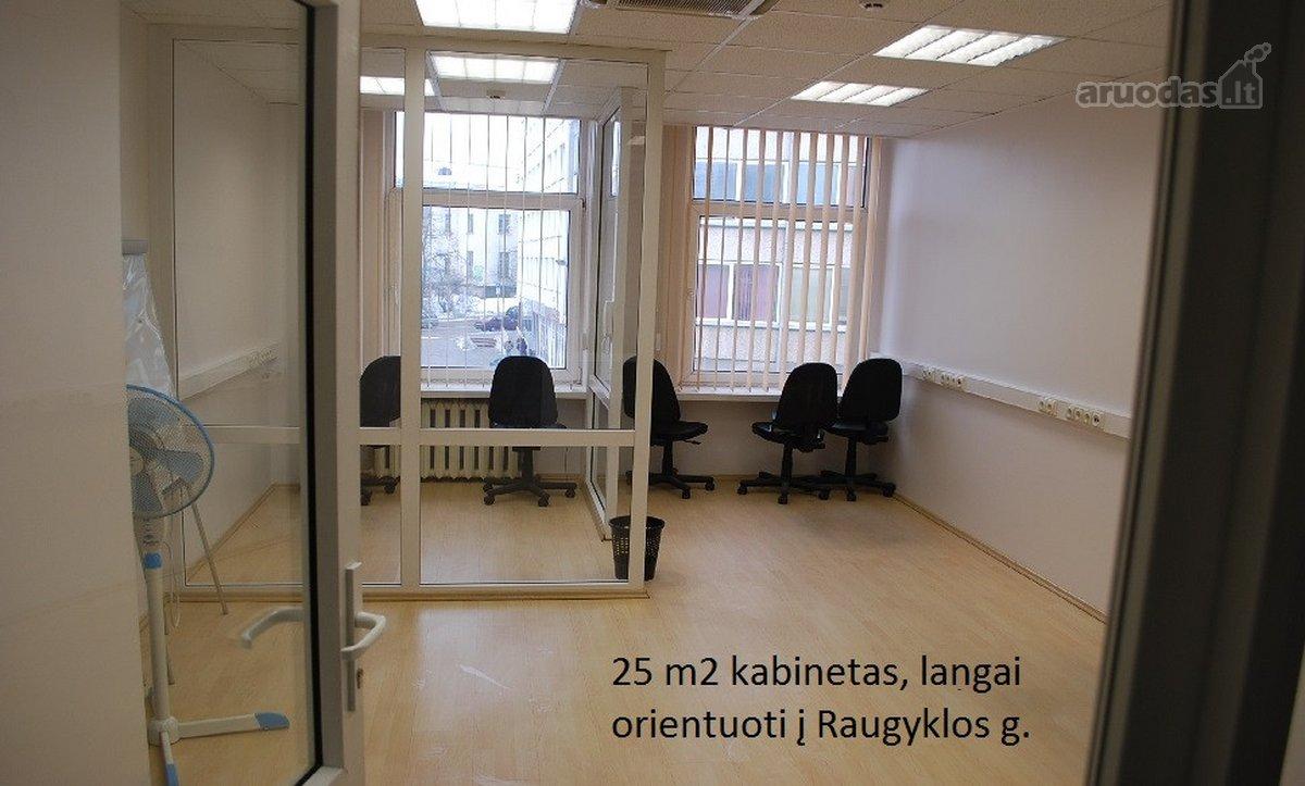 Vilnius, Naujamiestis, Kauno g., biuro, prekybinės, paslaugų, kita paskirties patalpos nuomai