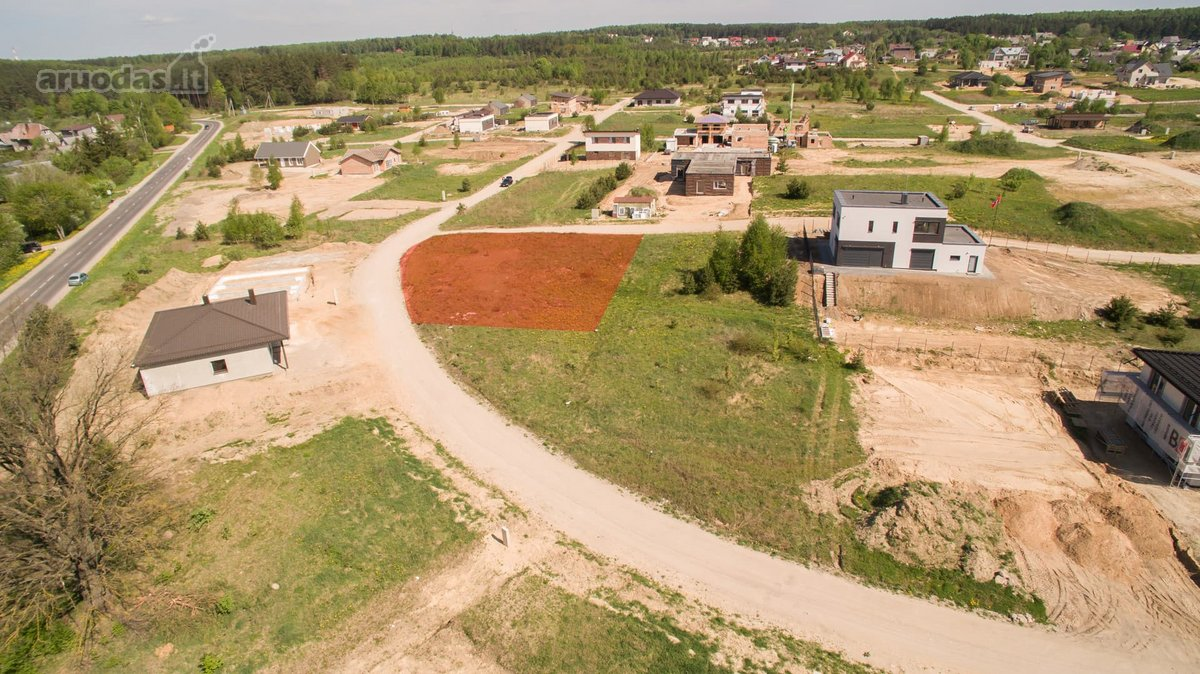 Vilnius, Salininkai, namų valdos paskirties sklypas